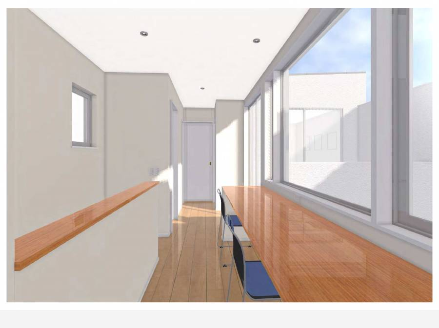 2階廊下イメージ