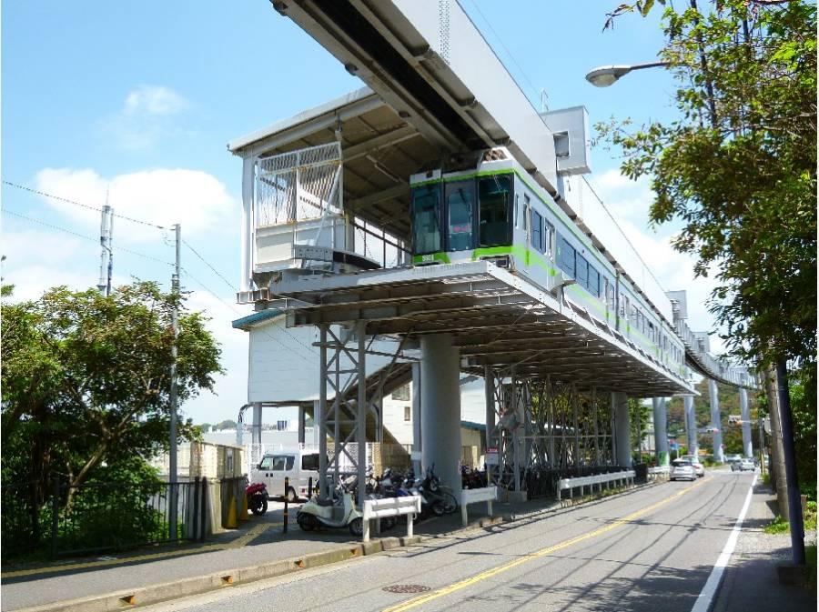 湘南町屋駅まで徒歩7分。