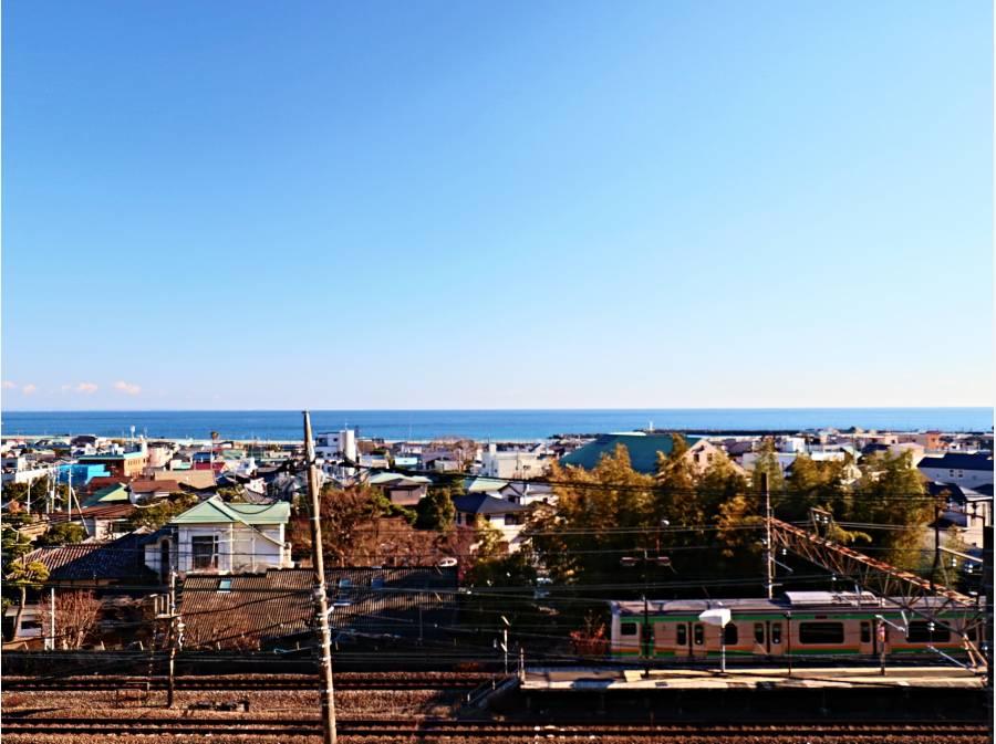 JR東海道線「大磯駅」徒歩5分です