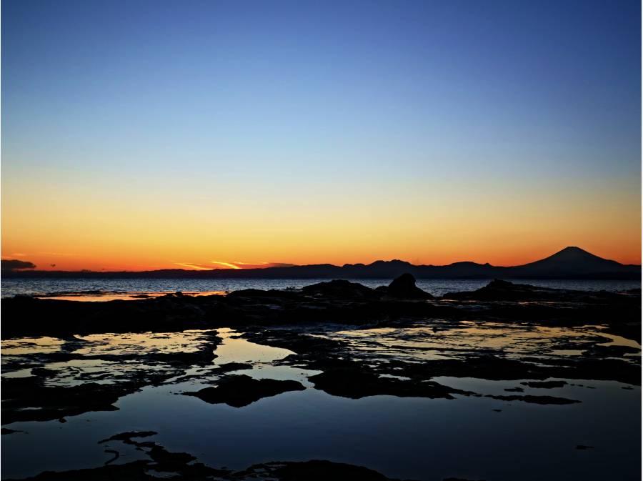 ふとした瞬間に日常を彩る素敵な風景に出会える湘南ライフをお楽しみください