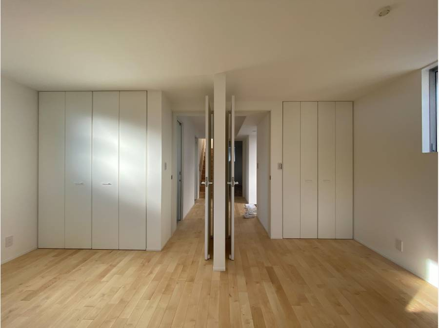 洋室 約10.76帖の空間