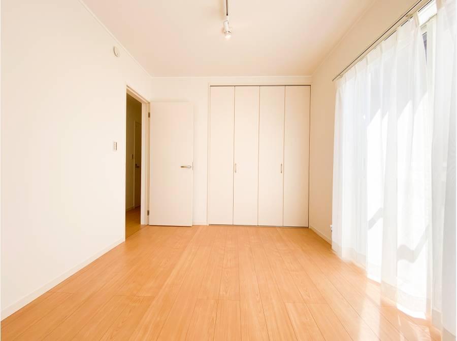 居室には収納スペースも