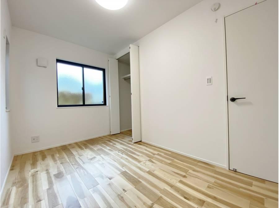 各部屋の収納もゆとりがあります