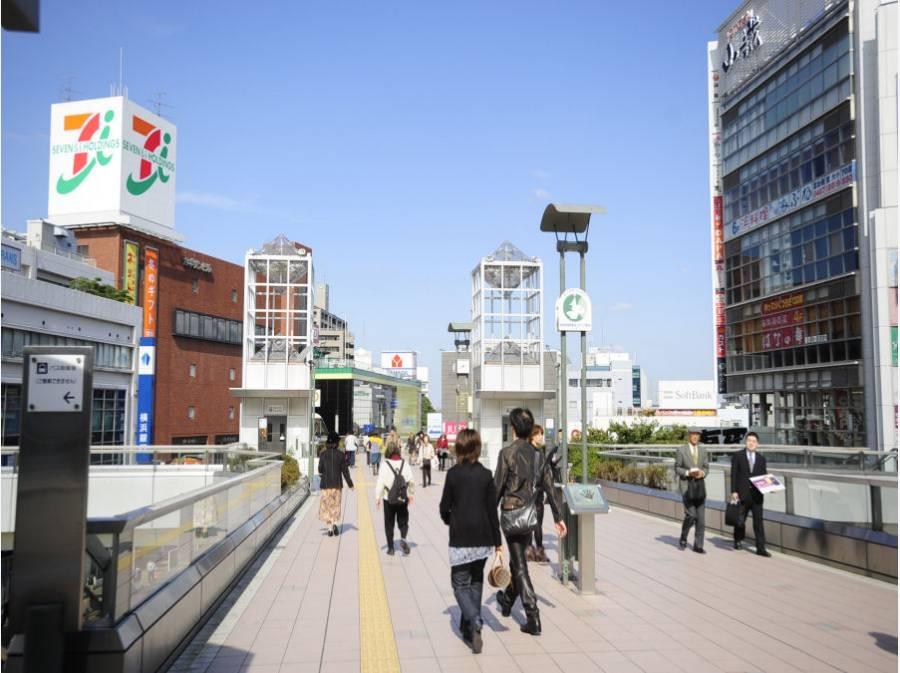 JR茅ヶ崎駅まで約2000m