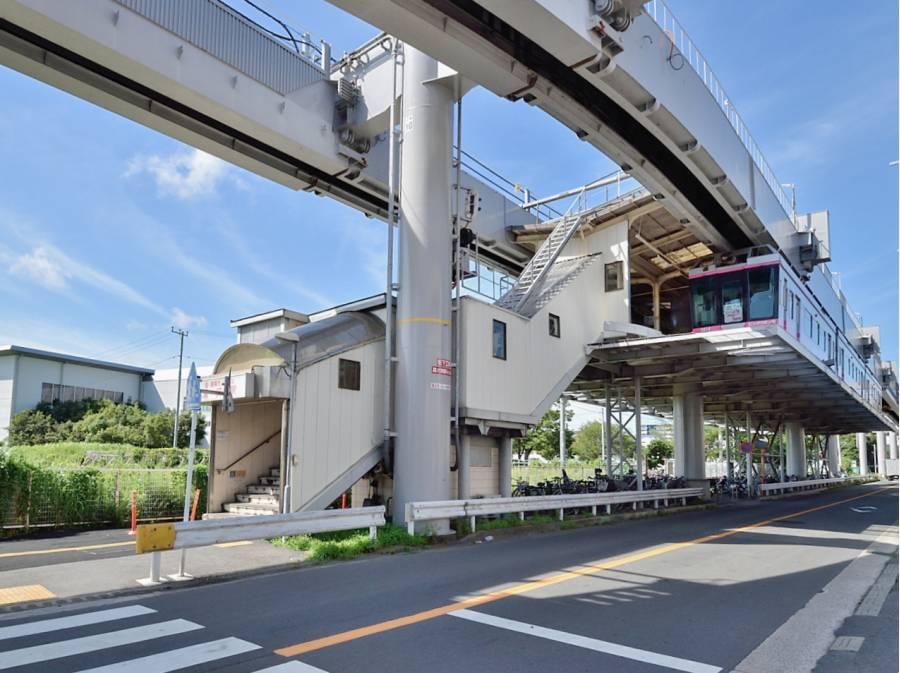湘南モノレール線「湘南深沢駅」まで徒歩14分