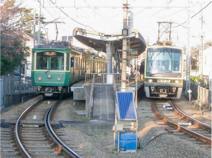 江ノ島電鉄「鵠沼駅」まで徒歩3分。