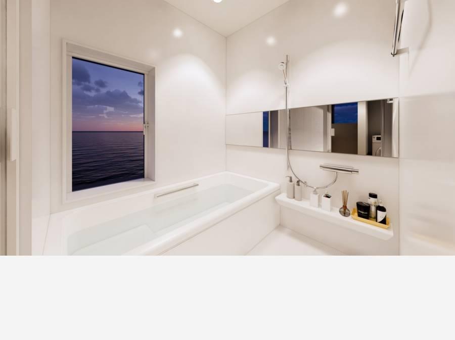 浴室施工イメージ