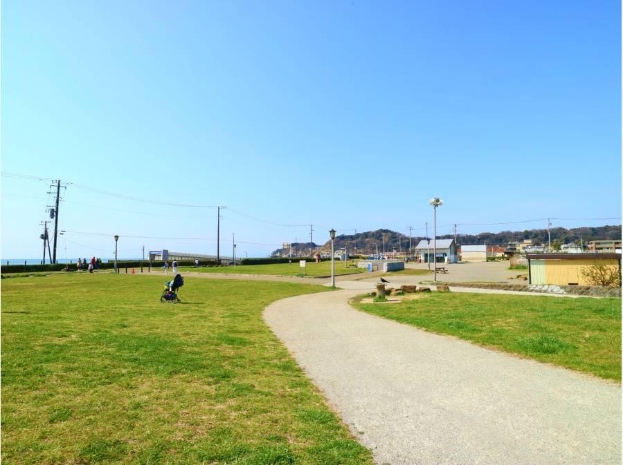 鎌倉海浜公園までは徒歩6分 約480m