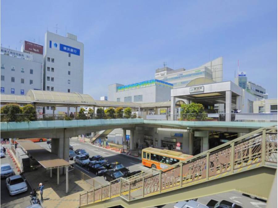 藤沢駅まで約1.8㎞ 平坦な道のりですので自転車で♪