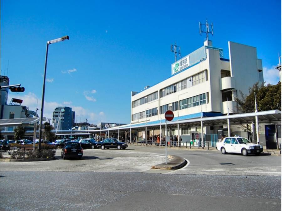 JR横須賀線「逗子駅」までは徒歩15分