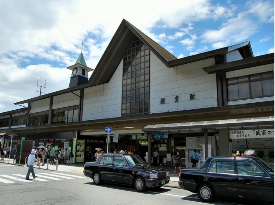 鎌倉駅まで徒歩10分/約800m