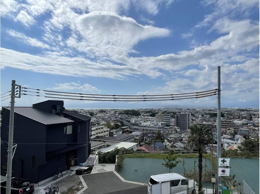 現地にて2階~3階レベルの眺望をご確認いただけます。