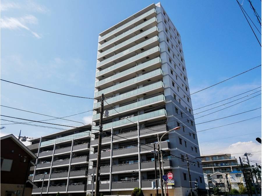 藤沢駅徒歩圏で一番南側にある高層マンション