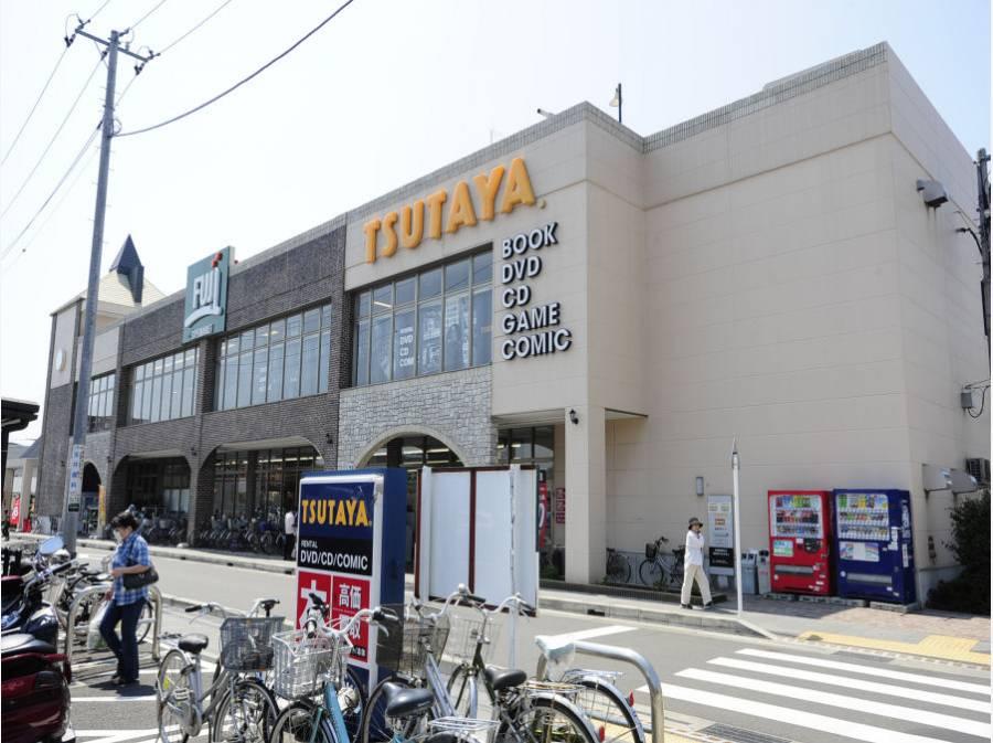 フジスーパー岡田店まで徒歩3分(約220m)