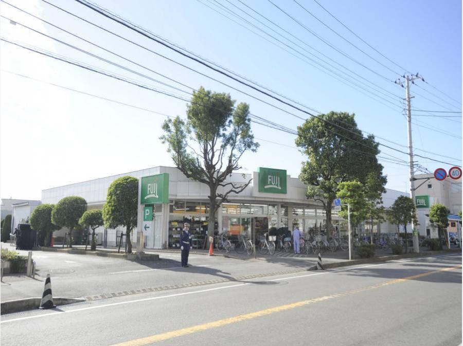 富士スーパー 徒歩6分(約480m)