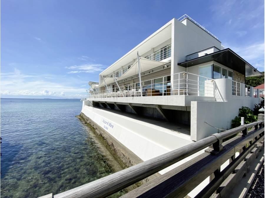 海上レストランのような雰囲気を味わえる、イタリアン「AzzurrA Mare」