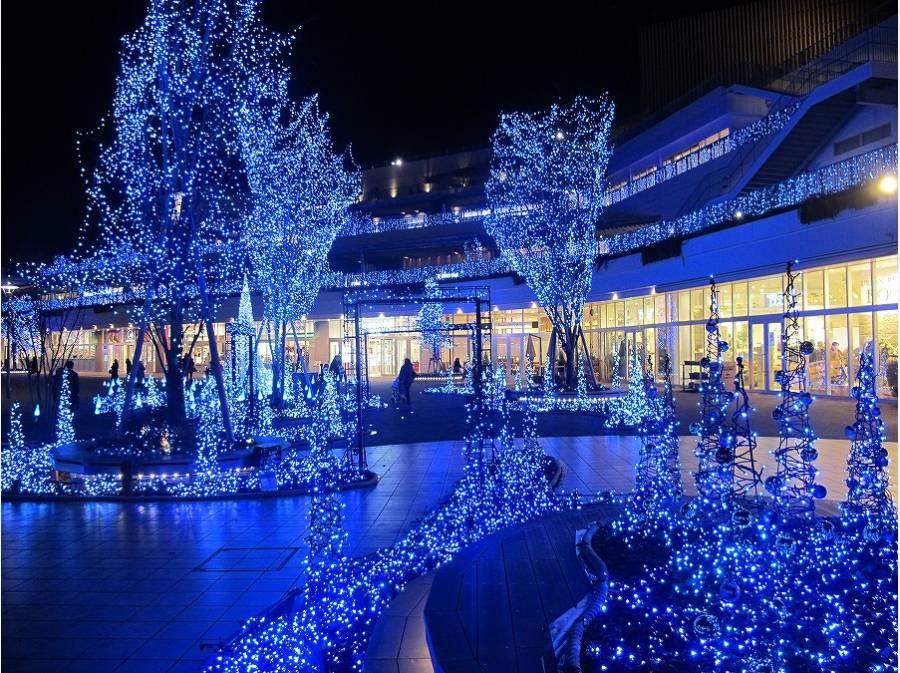 休日は人気のTerrace Mall湘南で♪(約4km)